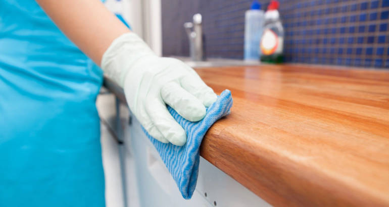 Kitchen Deep Cleaning